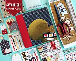 Say Cheese II Snap Album