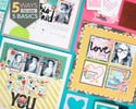 How to Use 5 Basic Supplies in 5 Ways with Nicole Nowosad