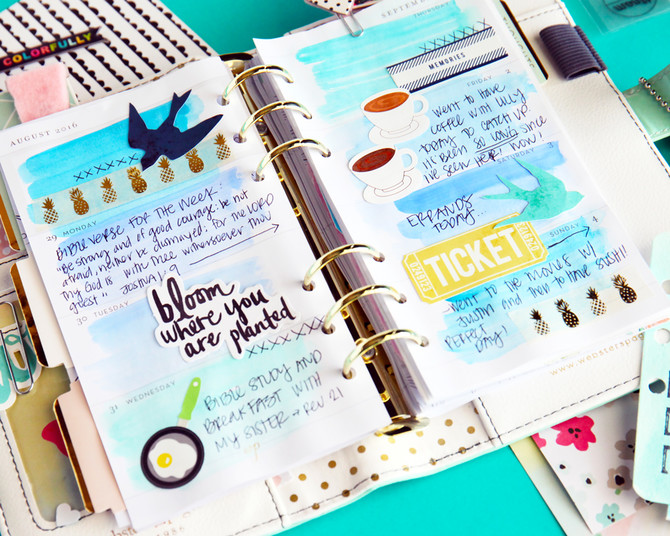 FREE Quick and Easy Tips for Personalized Planners with Janette Lane