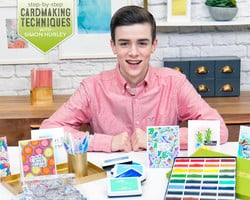 StepByStep Cardmaking Techniques with Simon Hurley