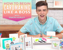 How to Begin Cardmaking Like a Boss with Simon Hurley