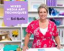 Mixed Media Art Techniques with Vicki Boutin