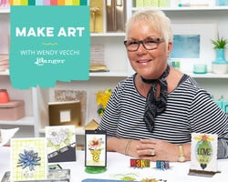 MAKE ART with Wendy Vecchi