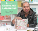 Stunning Ways to Supercharge Your Card Making with Frank Garcia