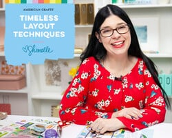 Timeless Layout Techniques with Shimelle Laine