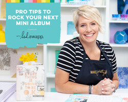 Pro Tips to Rock Your Next Mini Album with Heidi Swapp