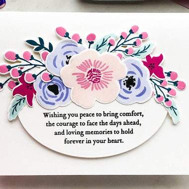 Easy Sympathy Card Ideas