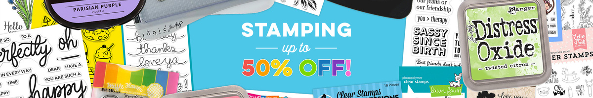 Stamping Up to 50% OFF