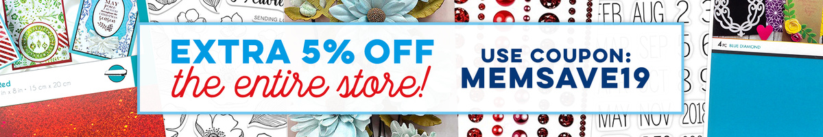 Memorial Weekend - 5% OFF