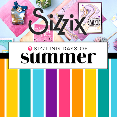 Sizzix 20% to 50% OFF!