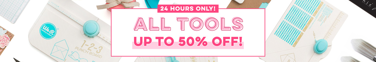 Up to 50% OFF All Tools!