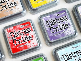 July 2018 Distress Oxides by Tim Holtz