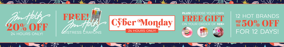12 days 2 | Cyber Monday
