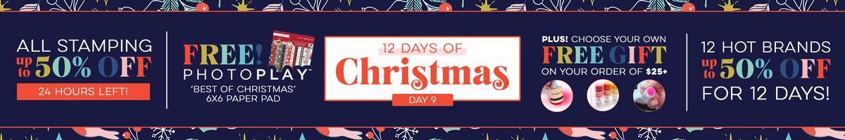12 Days - Day 9