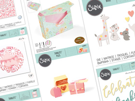 Sizzix Dies, Folders and More