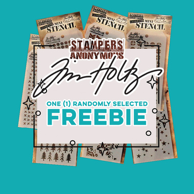 Free Tim Holtz Mystery Gift