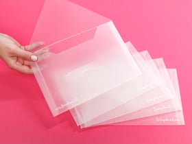 Exclusive Storage Envelopes