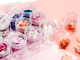 Exclusive Embellishment Jars