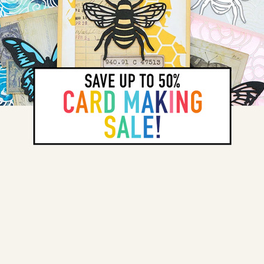 May Card Making Sale