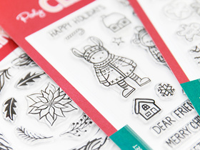 Holiday Stamps & Dies by Hero Arts