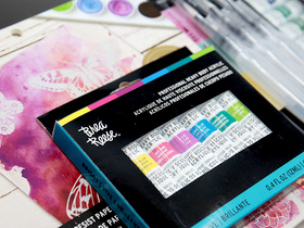 Mixed Media Supplies by Brea Reese
