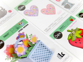 New Dies from Sizzix