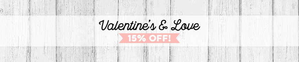 Love & Valentine Themes ON SALE