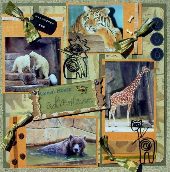 Animal House Adventure