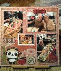 Joe 54/Sushi