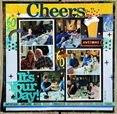 Cheers-It's Your Day!