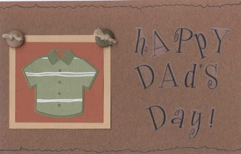 Dad's Day Buttons