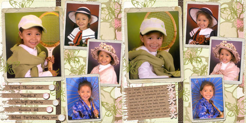 Pre-School Portraits, May 2007