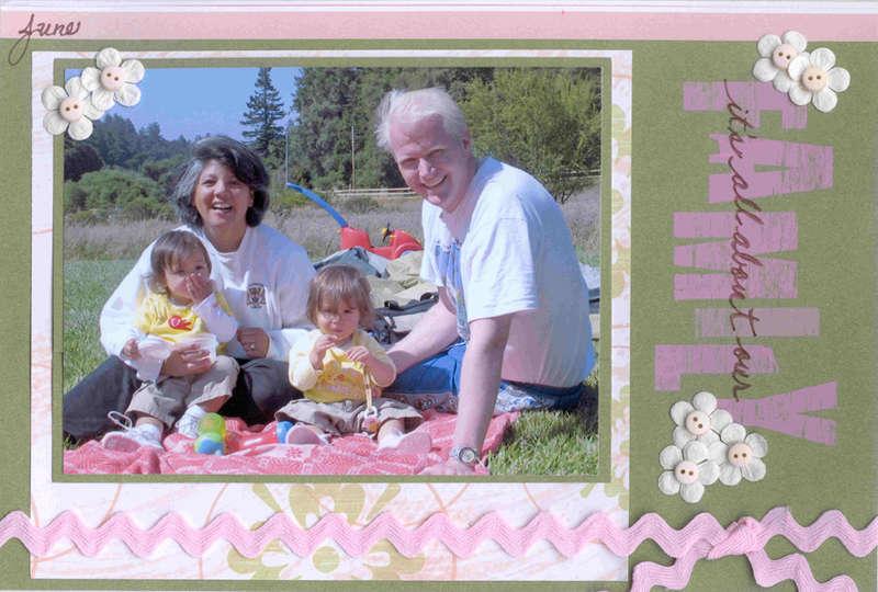 2006 Calendar - June