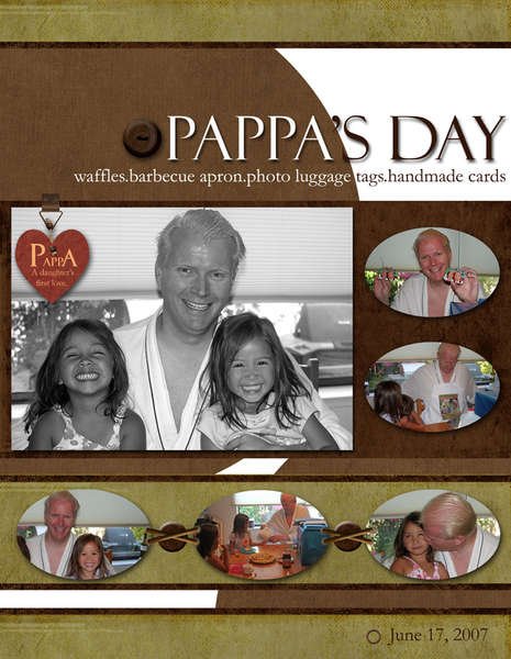 Pappa's Day 2007