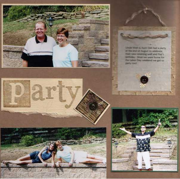 The Wall Party Page 2