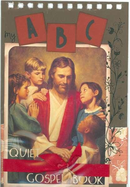 My ABC Quiet Gospel Book