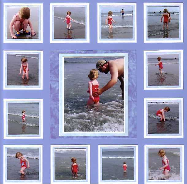 At the Beach page 2
