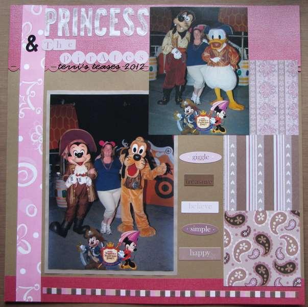 Princess and the Pirates