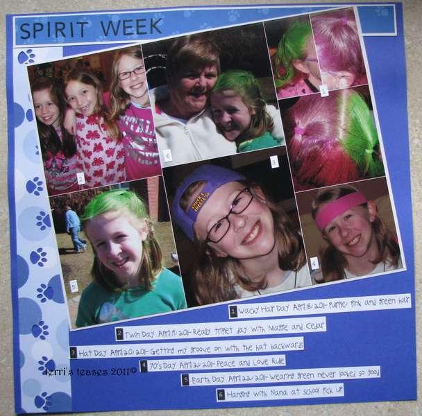 Spirit Week 2011
