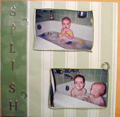 Splish Splash (p1)