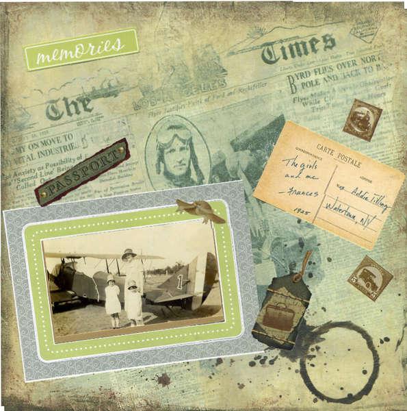 Memories 1925