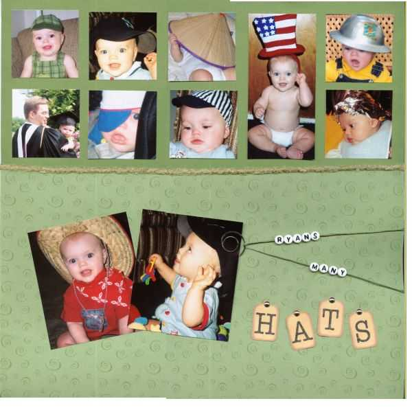 Ryan's Many Hats p. 1