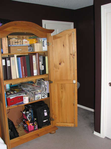 2nd scrap armoire
