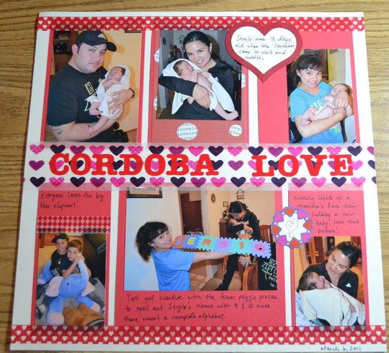 Cordoba Love