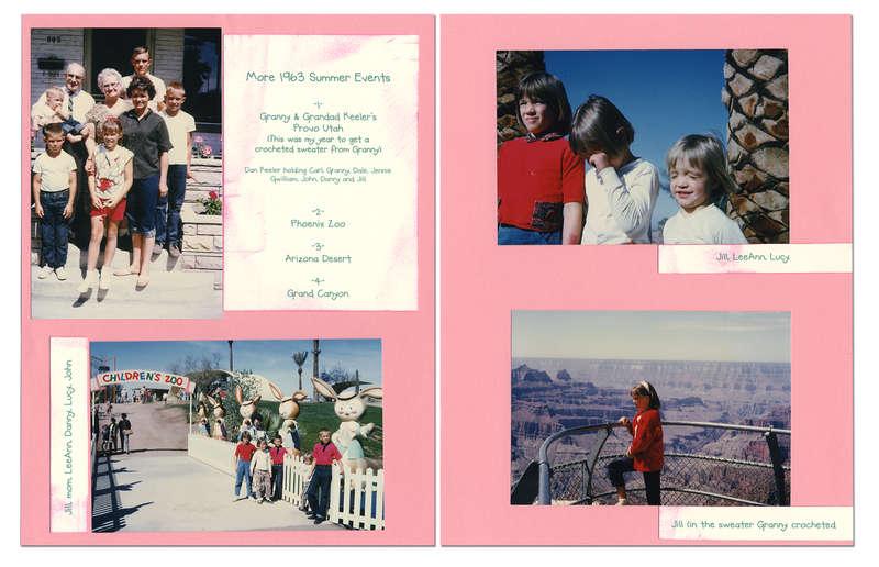 Photo Album Alternative - Secondary Photos Display