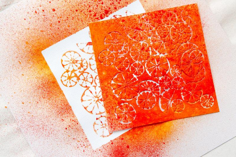 New Crafter's Workshop Stencils!