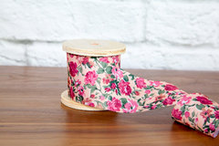 Beautiful floral ribbon by SRM!