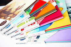 New American Crafts Cardstock Packs!