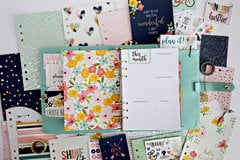 Perfectly Posh Planner from Simple Stories