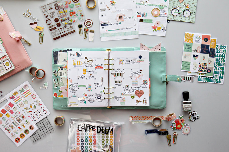 Planning is STYLE with Simple Stories